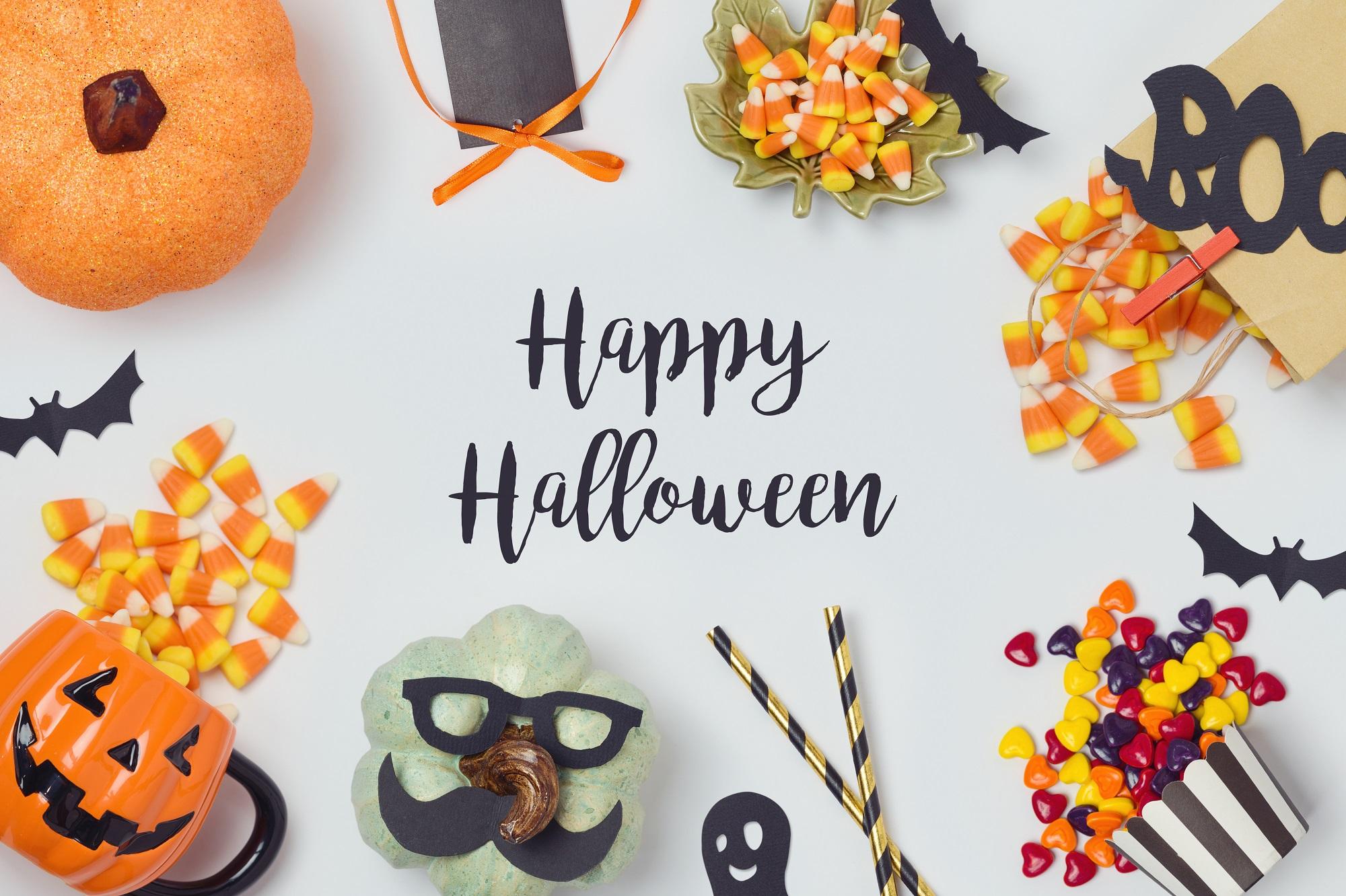 Halloween holiday marketing consumer data